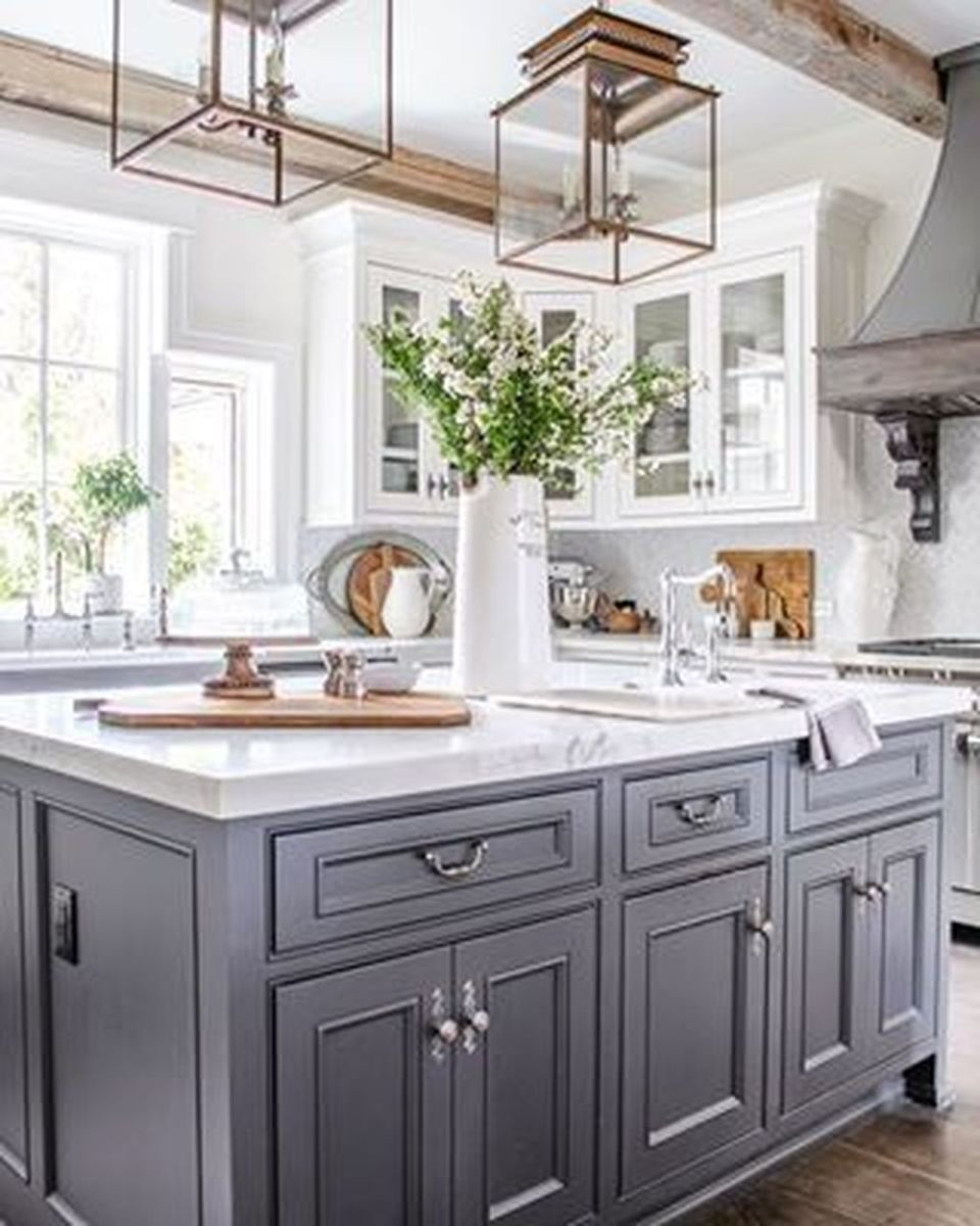 Awesome Rustic Kitchen Design Ideas 31