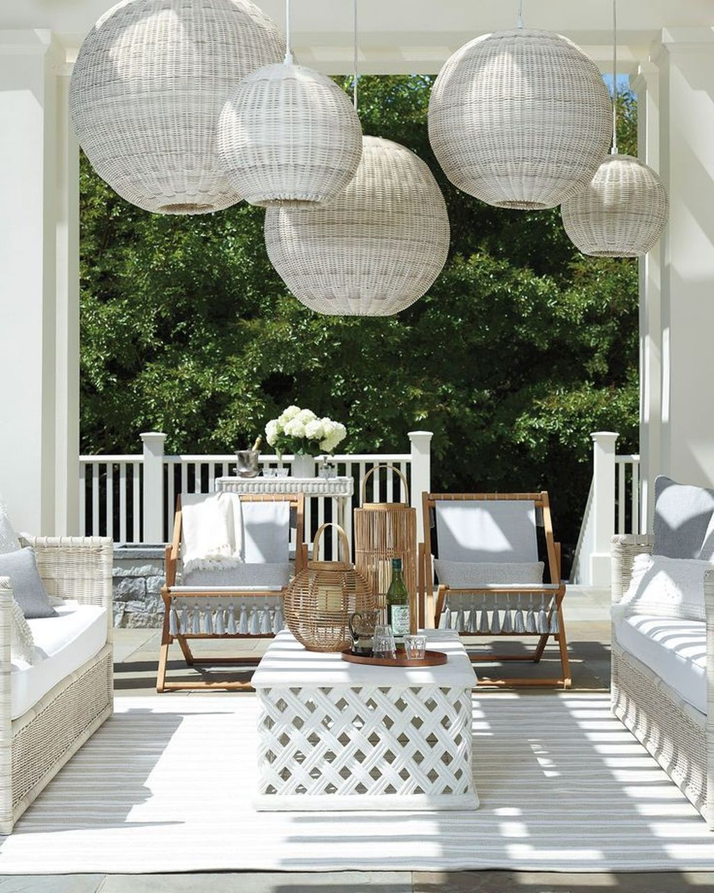 Beautiful Outdoor Summer Decor Ideas 17