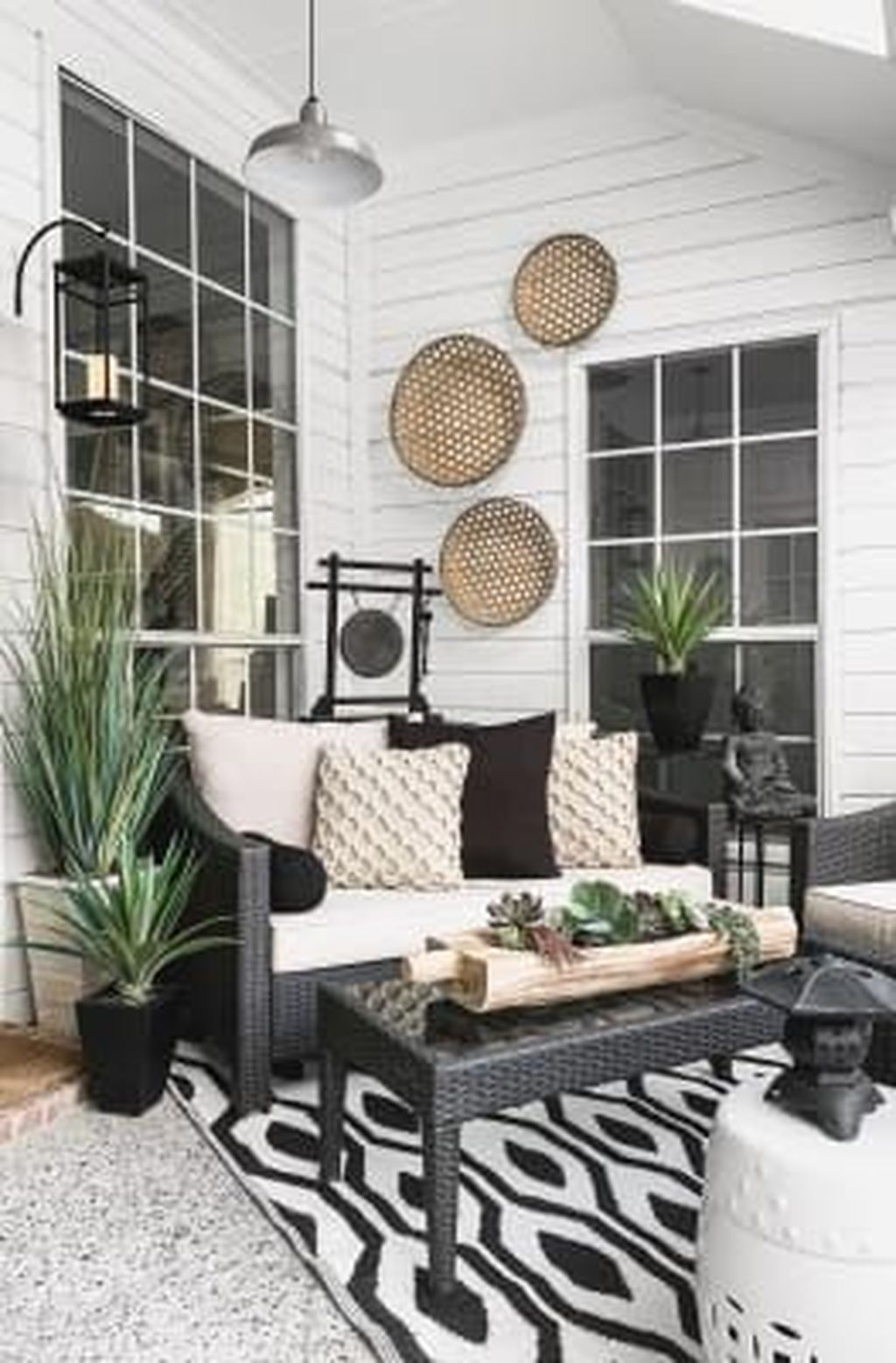 Beautiful Outdoor Summer Decor Ideas 21
