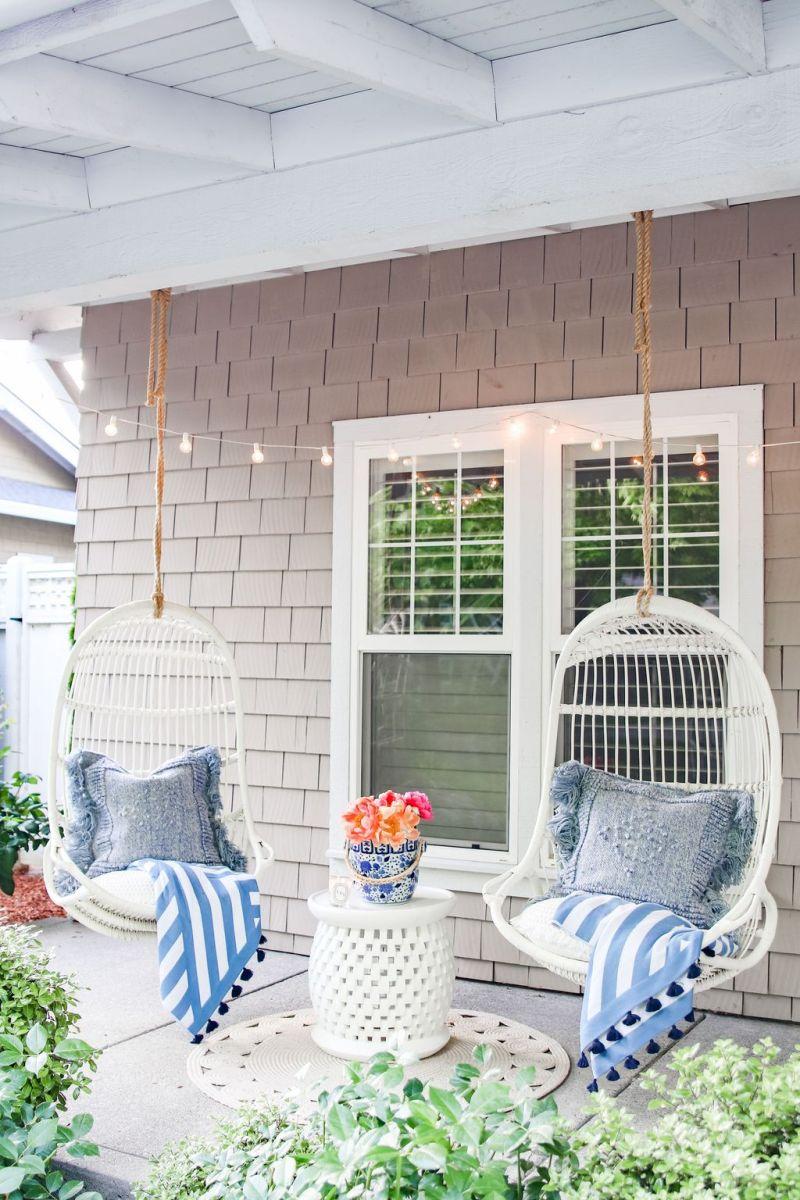 Beautiful Outdoor Summer Decor Ideas 25