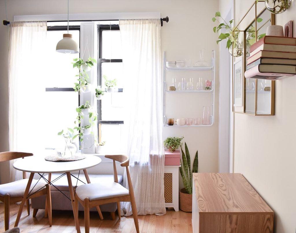 Brilliant Tiny Apartment Decorating Ideas You Should Copy 03
