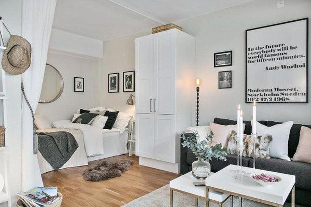 Brilliant Tiny Apartment Decorating Ideas You Should Copy 08