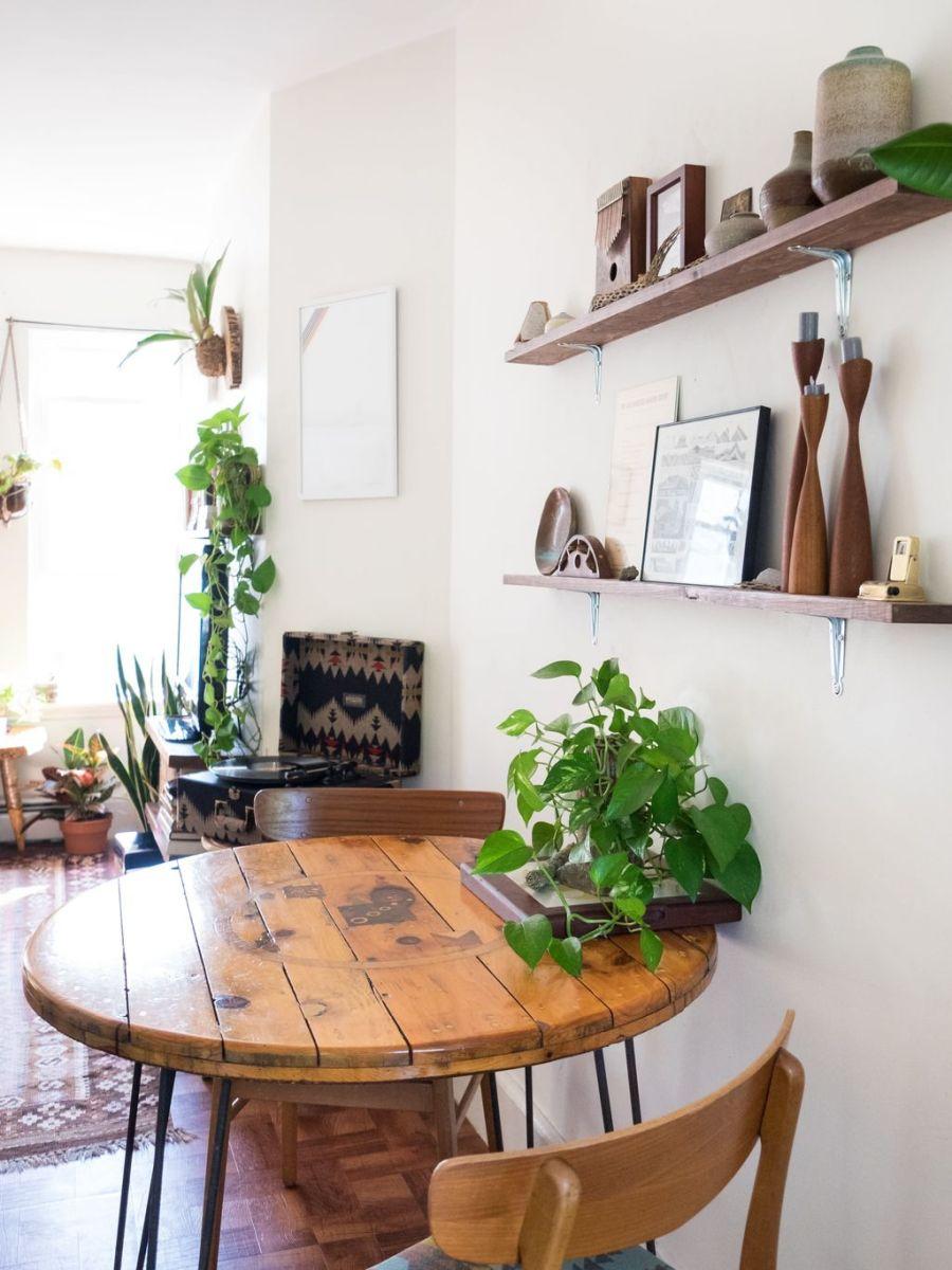 Brilliant Tiny Apartment Decorating Ideas You Should Copy 12