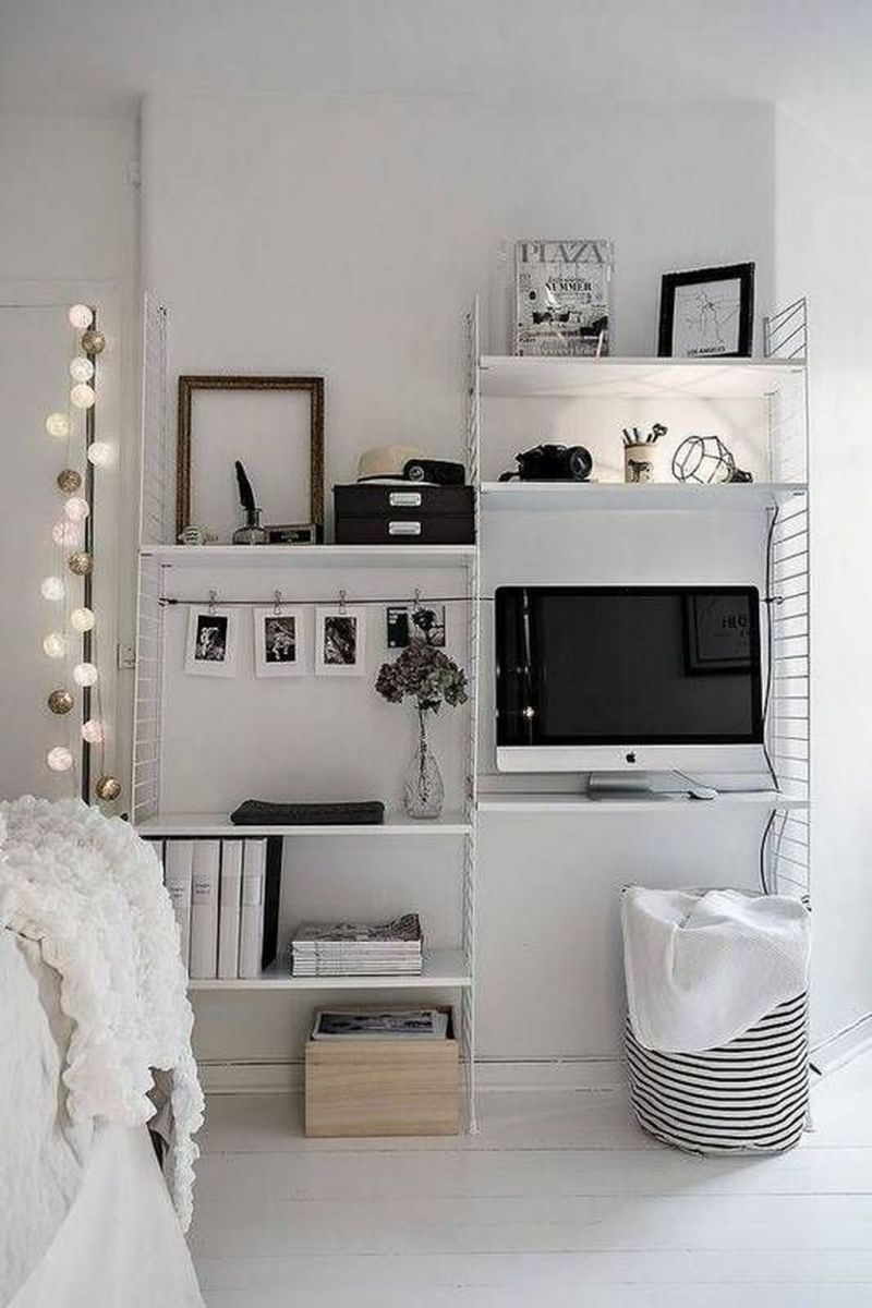 Brilliant Tiny Apartment Decorating Ideas You Should Copy 13