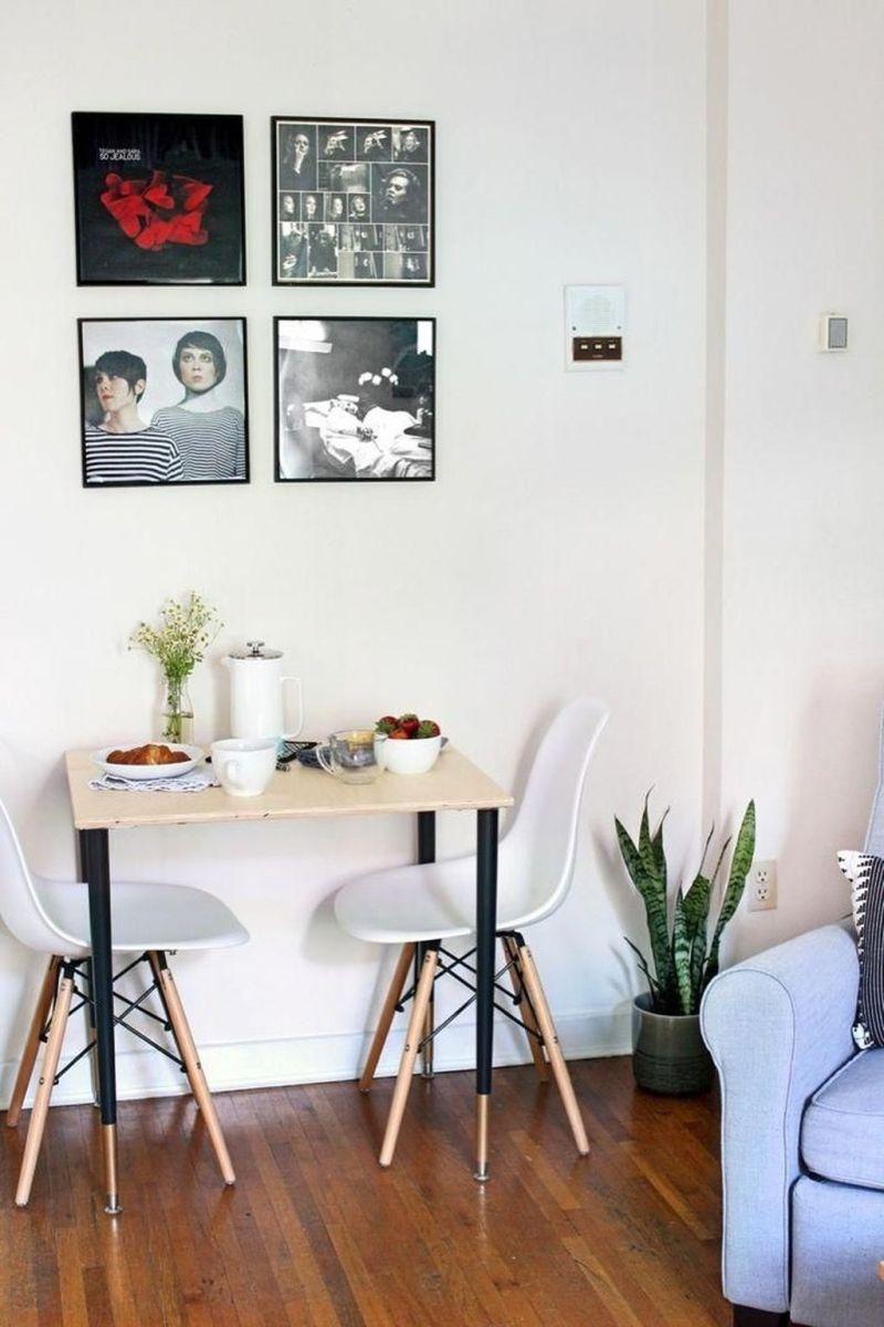 Brilliant Tiny Apartment Decorating Ideas You Should Copy 14