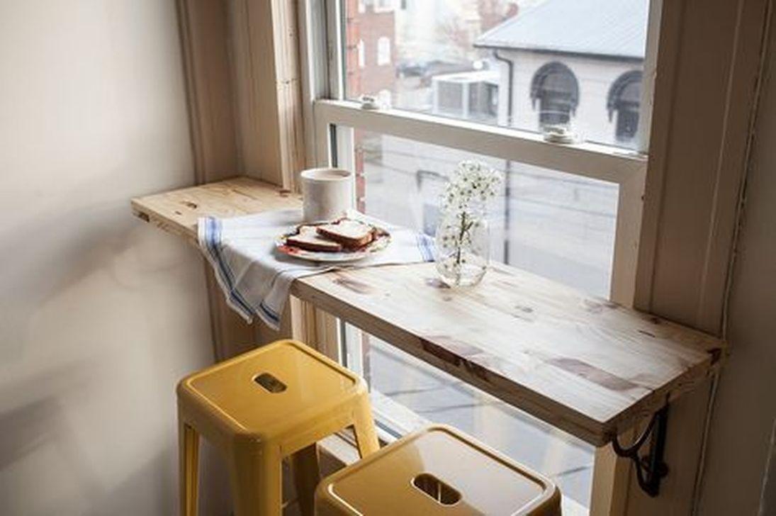 Brilliant Tiny Apartment Decorating Ideas You Should Copy 25