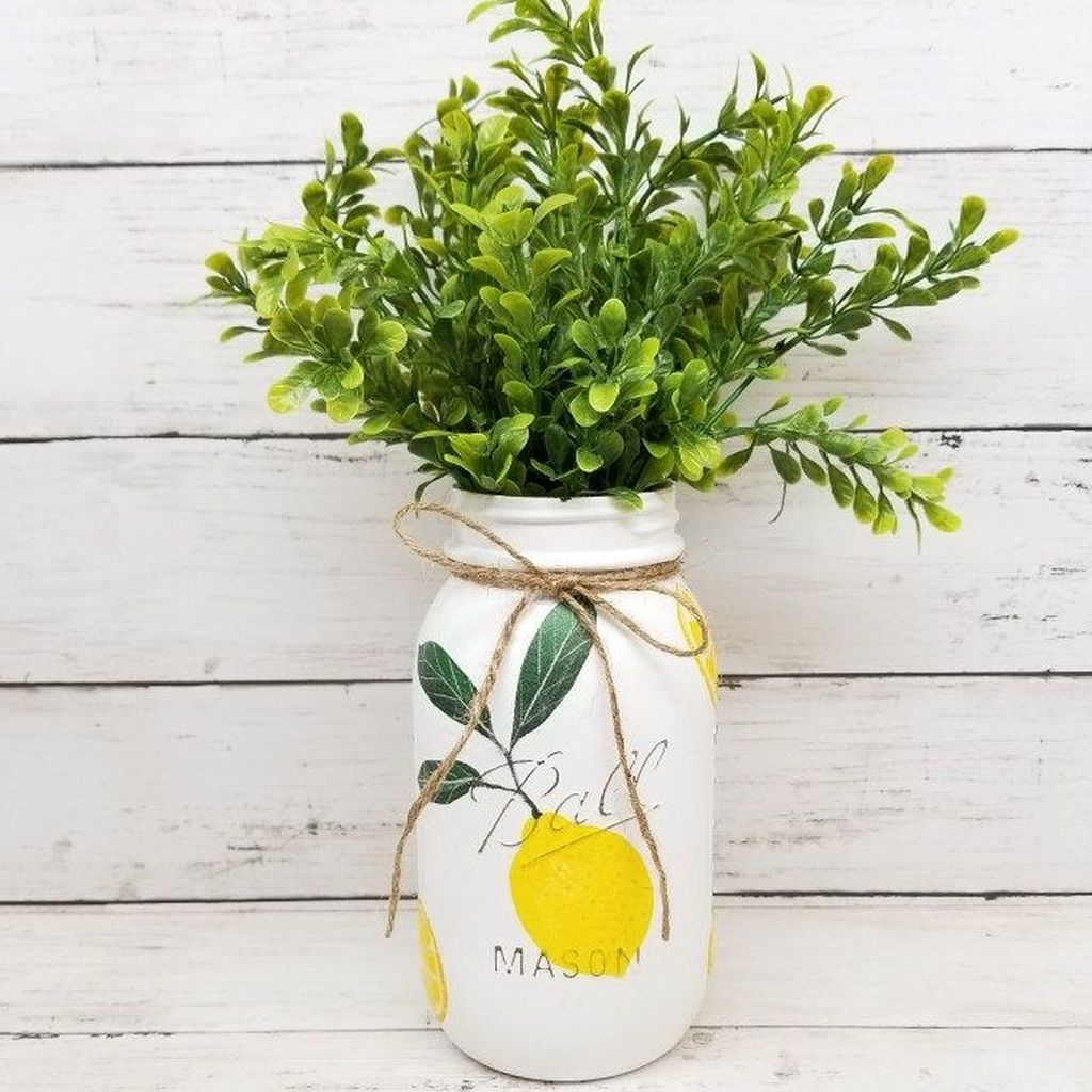 Fabulous Summer Farmhouse Decor Ideas You Will Love 01