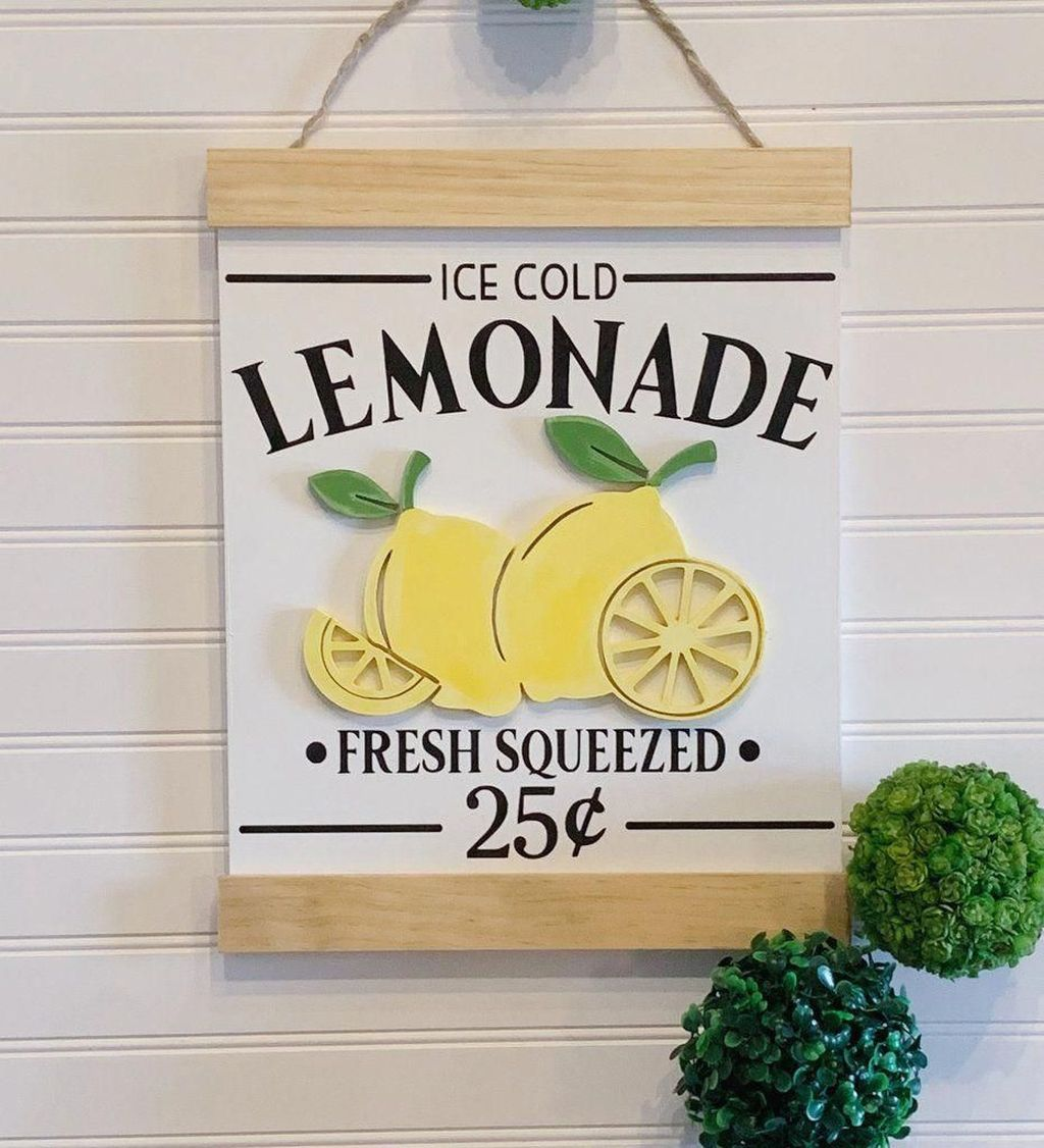 Fabulous Summer Farmhouse Decor Ideas You Will Love 23