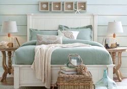 Fascinating Coastal Theme Bedrooms Decor Ideas You Will Love 23