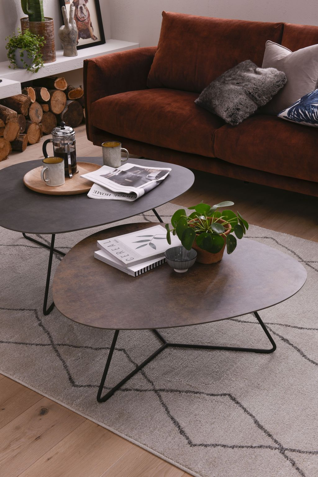Fascinating Modern Coffee Tables Design Ideas 01