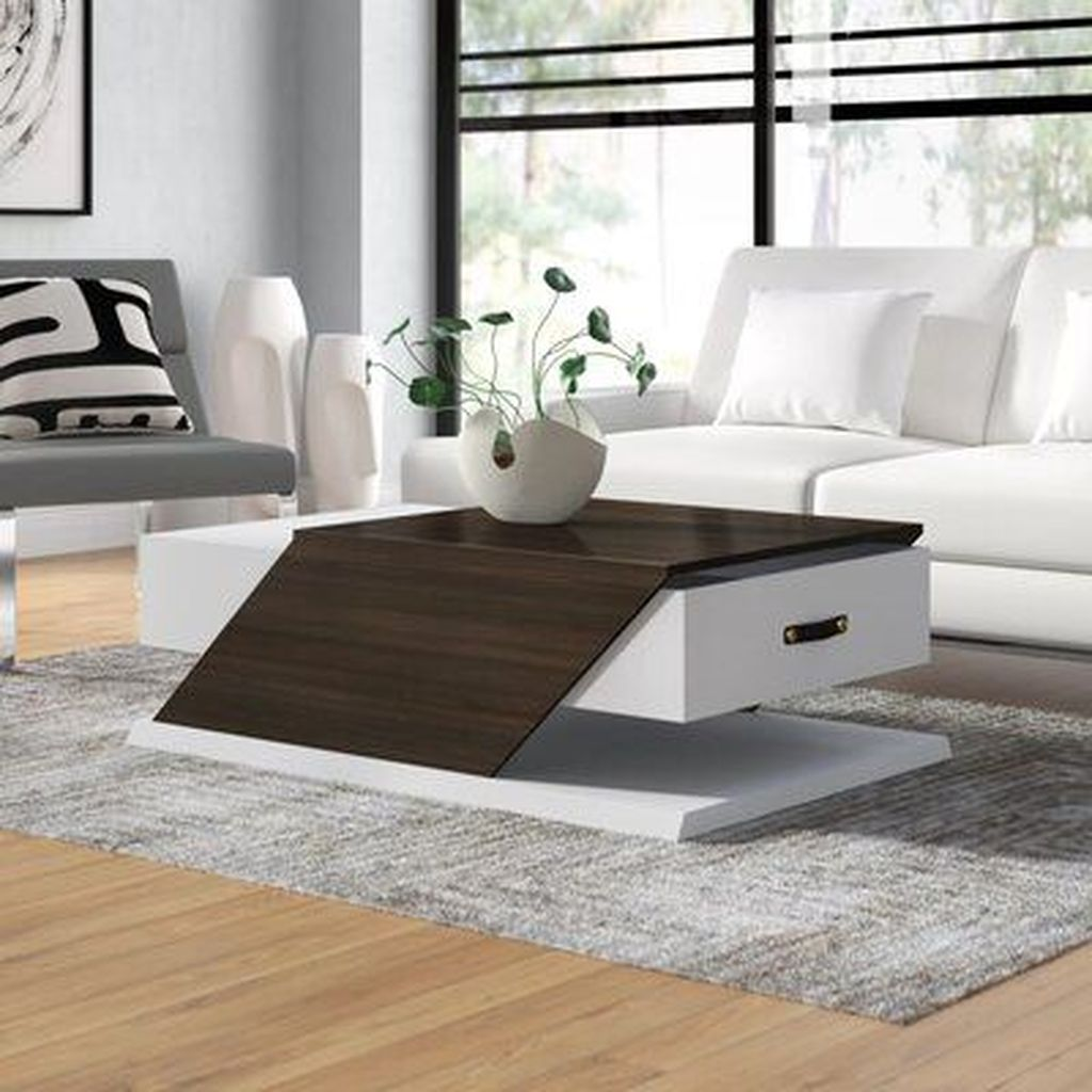 Fascinating Modern Coffee Tables Design Ideas 43