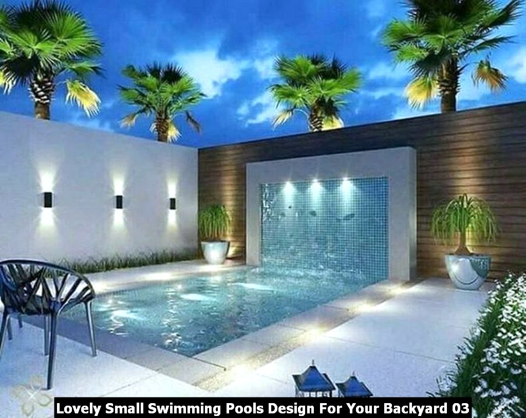 Lovely Small Swimming Pools Design For Your Backyard 03