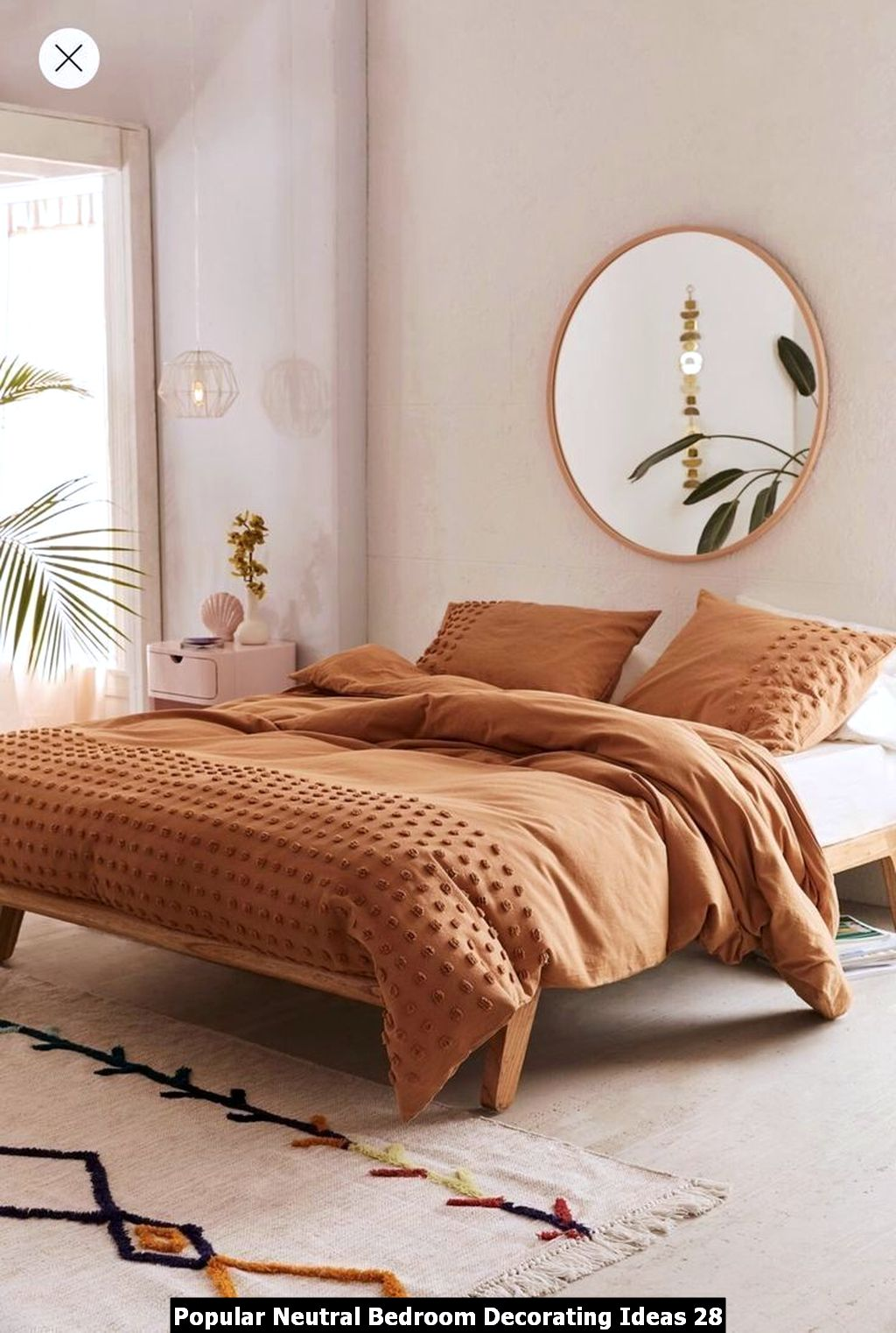 Popular Neutral Bedroom Decorating Ideas 28