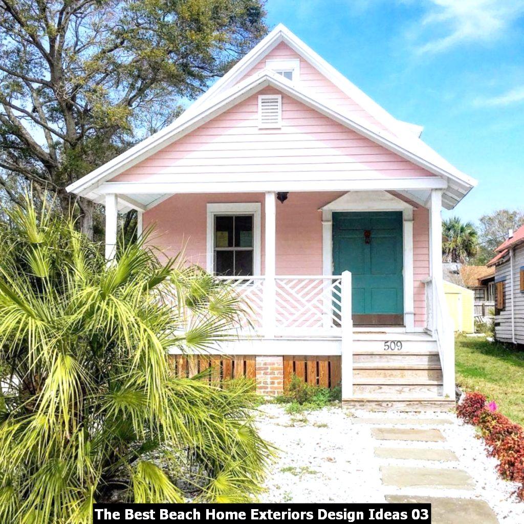 The Best Beach Home Exteriors Design Ideas 03