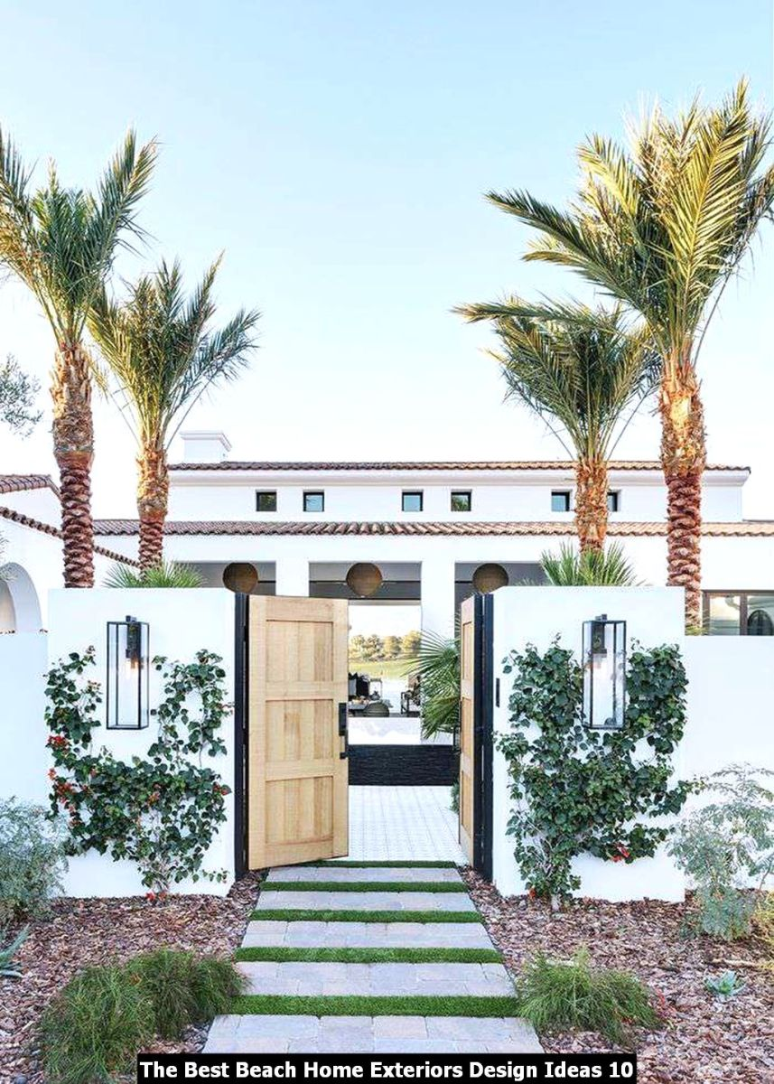 The Best Beach Home Exteriors Design Ideas 10
