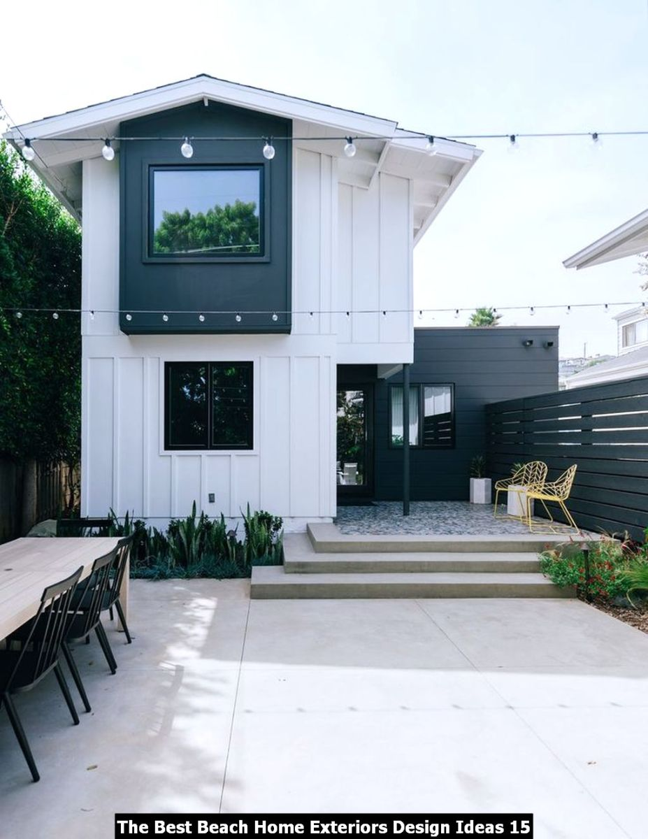 The Best Beach Home Exteriors Design Ideas 15