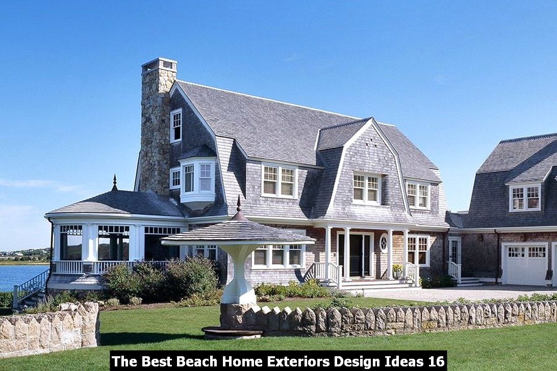 The Best Beach Home Exteriors Design Ideas 16