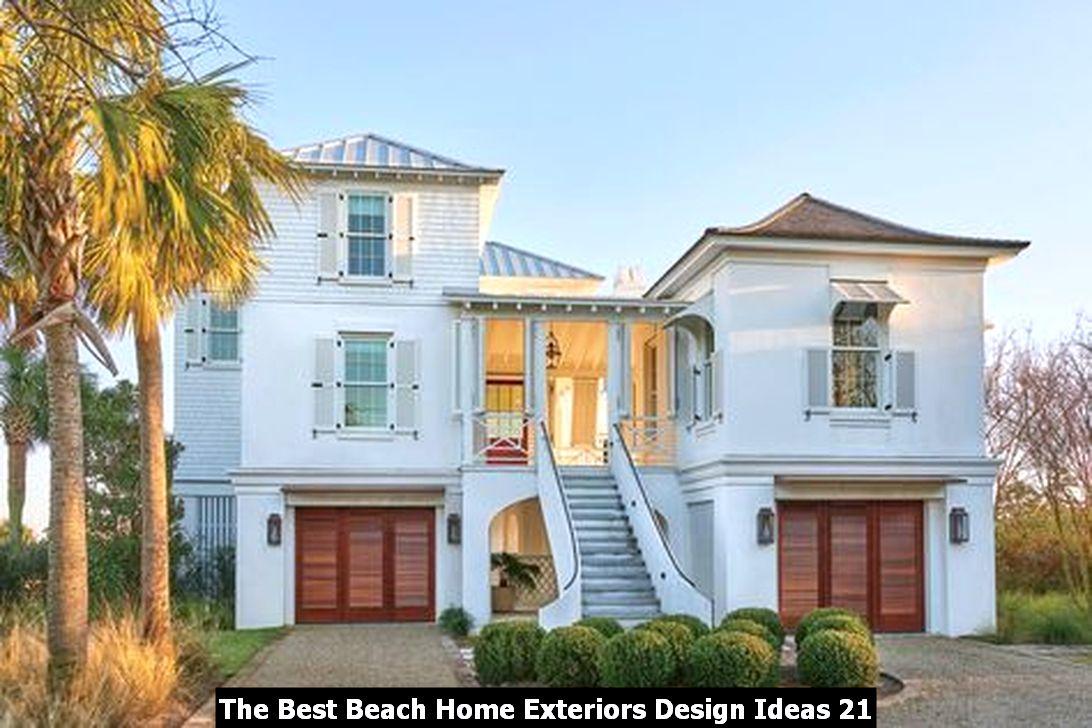 The Best Beach Home Exteriors Design Ideas 21