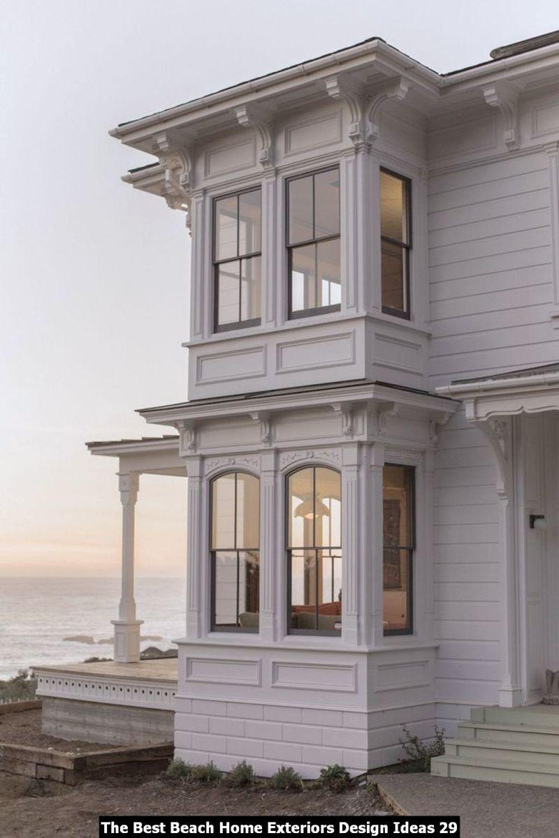 The Best Beach Home Exteriors Design Ideas 29