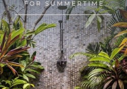 Trending Outdoor Shower Ideas Best For Summertime