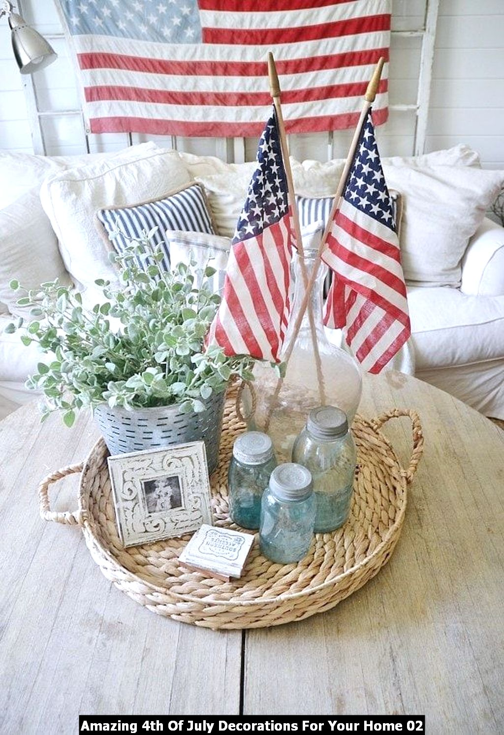 Amazing 4th Of July Decorations For Your Home 02