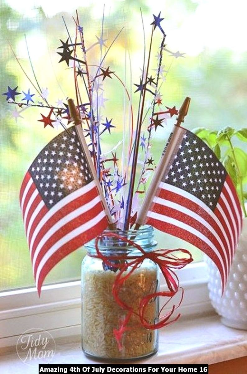 Amazing 4th Of July Decorations For Your Home 16