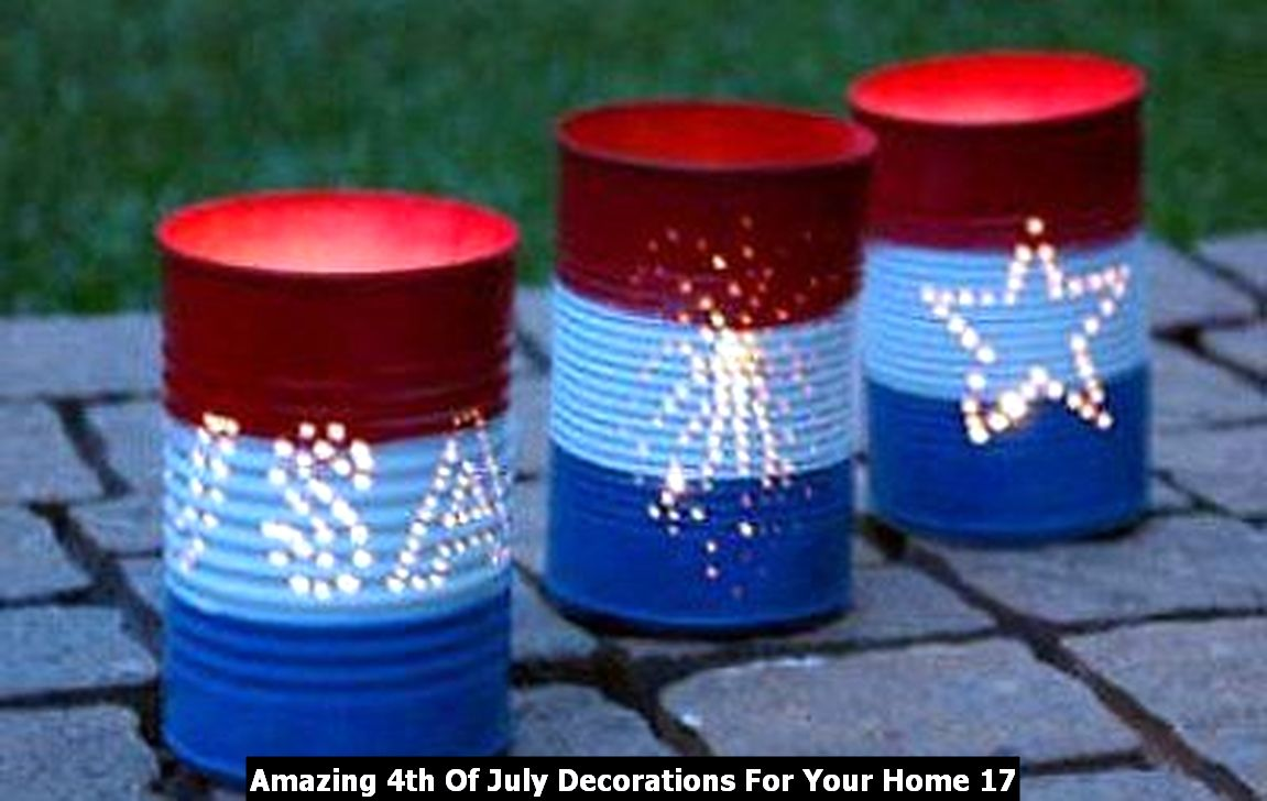 Amazing 4th Of July Decorations For Your Home 17