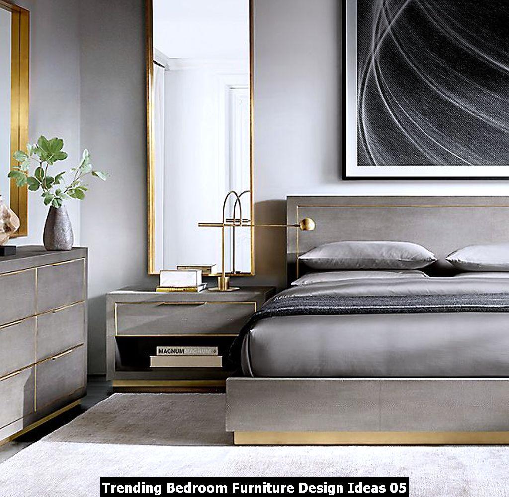 Trending Bedroom Furniture Design Ideas 05