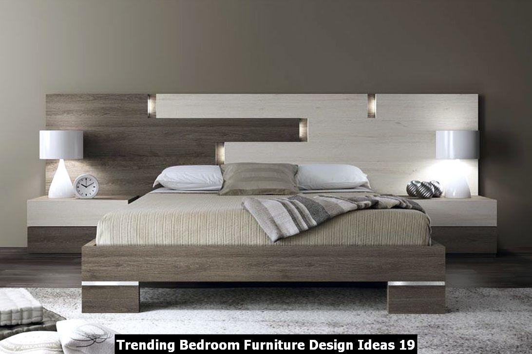 Trending Bedroom Furniture Design Ideas 19