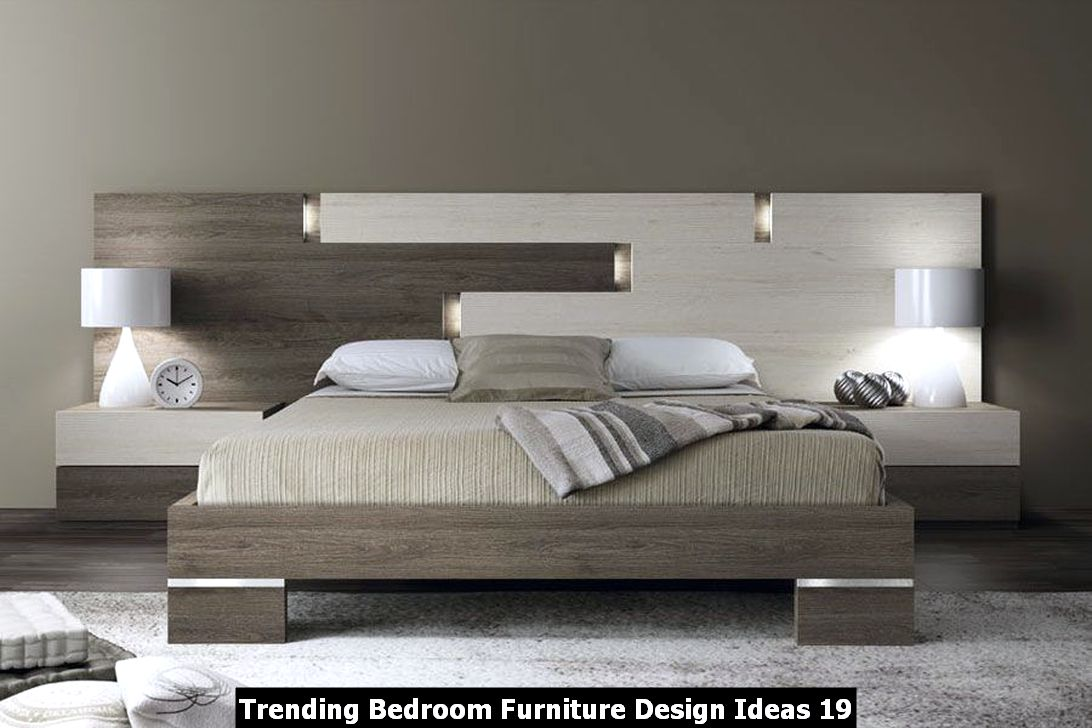 Trending Bedroom Furniture Design Ideas 19