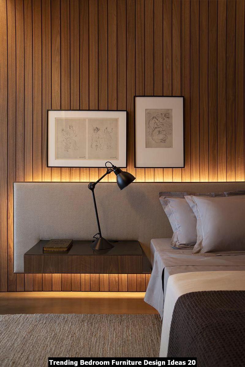 Trending Bedroom Furniture Design Ideas 20