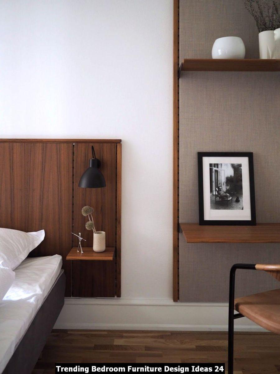Trending Bedroom Furniture Design Ideas 24