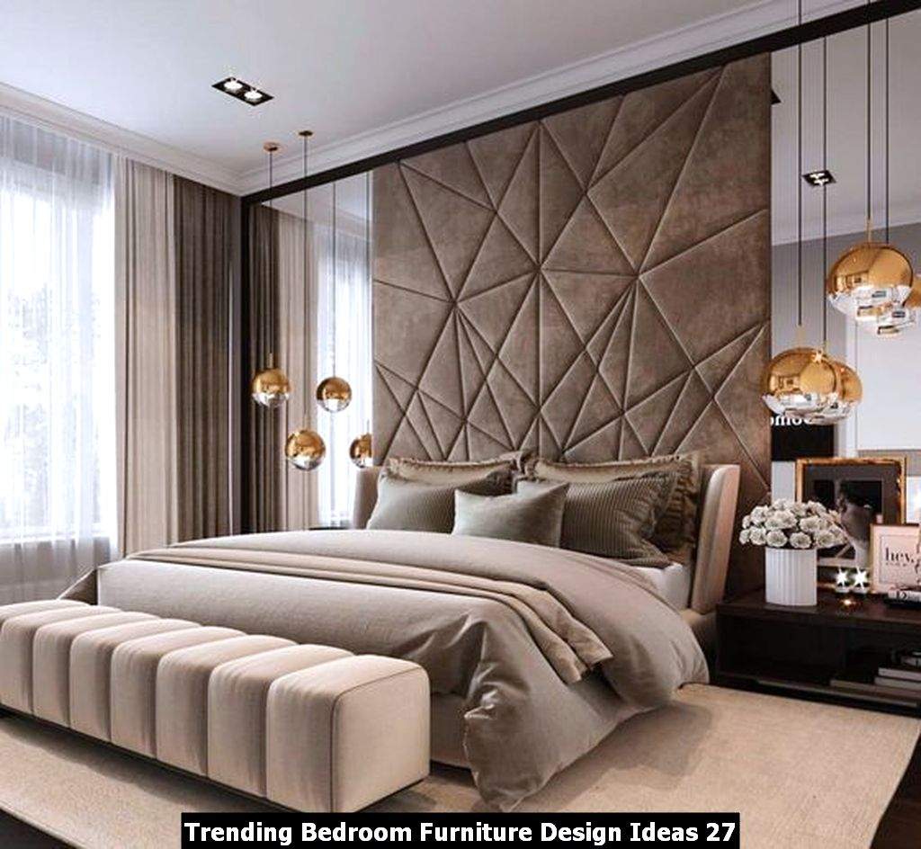 Trending Bedroom Furniture Design Ideas 27