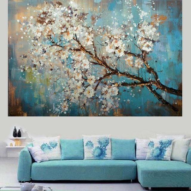Living Room Canvas Art