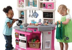 Step 2 Kitchen Pink