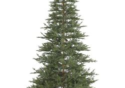 Unlit Artificial Christmas Trees