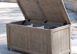 Outdoor Deck Storage Box