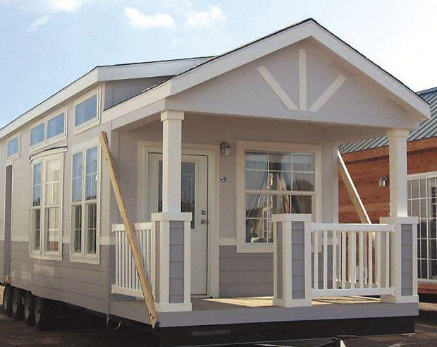 Trailer Home Design