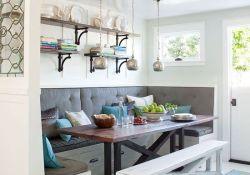 Built In Kitchen Bench