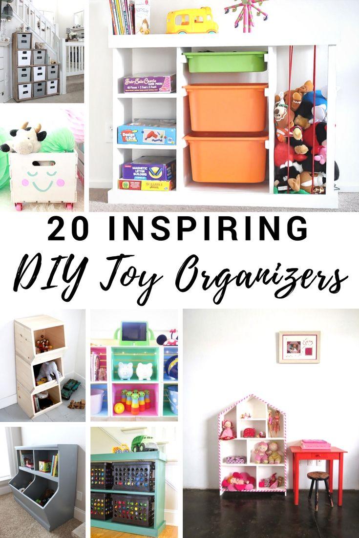 Toy Storage Ideas Living Room