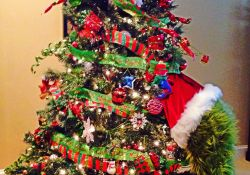 Grinch Christmas Tree Ideas