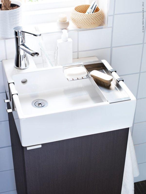 Tiny Bathroom Sink