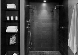 Black Bathroom Ideas