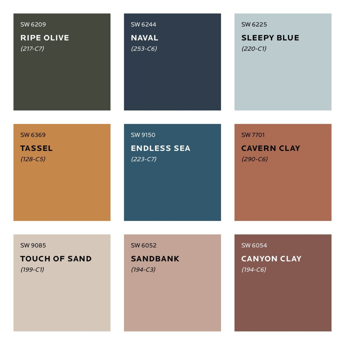 Bedroom Paint Colors 2020