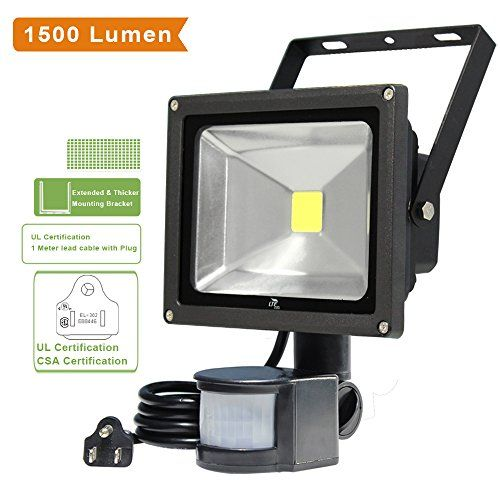 Led Outdoor Security Lights