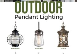 Outdoor Hanging Porch Lights