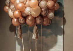 Hot Air Balloon Decorations DIY