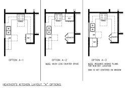 Small Kitchen Floor Plans