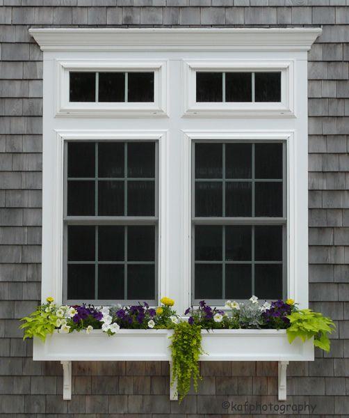 Transom Windows Exterior