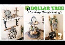 Dollar Tree Home Decor DIY